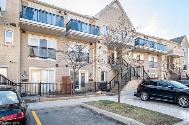 5035 Oscar Peterson Boulevard #79, Mississauga, ON L5M 0P4 (MLS #40059823) :: Sutton Group Envelope Real Estate Brokerage Inc.