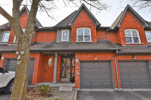 1084 Queen Street W 2B, Mississauga, ON L5H 4K4 (MLS #40059932) :: Sutton Group Envelope Real Estate Brokerage Inc.