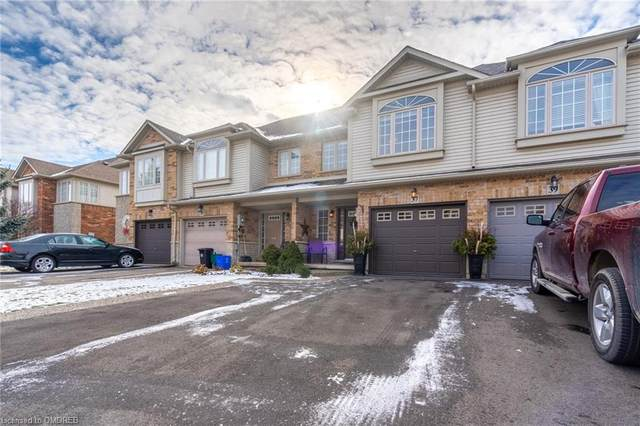 37 Elderberry Avenue, Grimsby, ON L3M 5R5 (MLS #40060004) :: Forest Hill Real Estate Collingwood