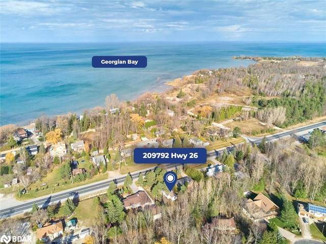 209792 Highway 26, Blue Mountain, ON L9Y 0K9 (MLS #40060111) :: Forest Hill Real Estate Collingwood