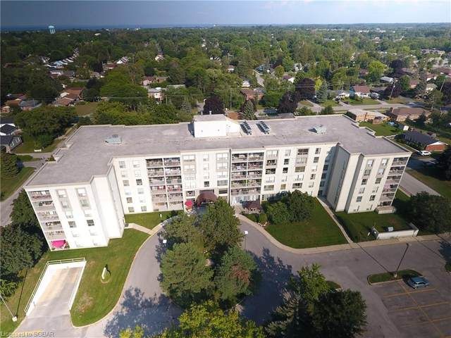 172 Eighth Street #214, Collingwood, ON L9Y 4T2 (MLS #40060129) :: Forest Hill Real Estate Collingwood