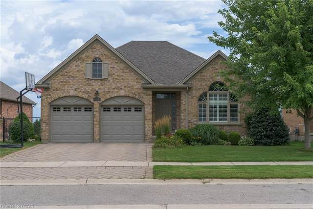 1876 Ironwood Road, London, ON N6K 5C7 (MLS #40060194) :: Sutton Group Envelope Real Estate Brokerage Inc.