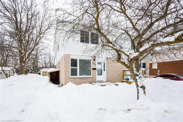 509 Tenth Street, Collingwood, ON L9Y 2H2 (MLS #40060196) :: Forest Hill Real Estate Collingwood