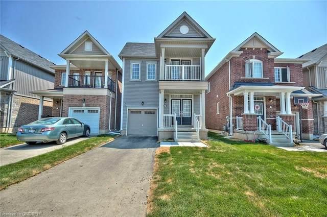 7718 Shagbark Avenue, Niagara Falls, ON L2H 3R9 (MLS #40060241) :: Forest Hill Real Estate Collingwood