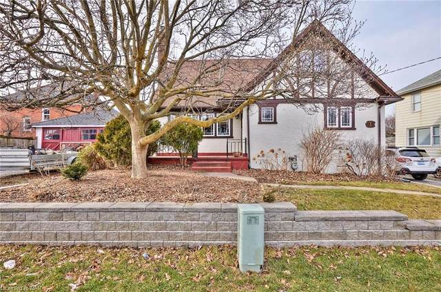 1 Lorne Street, St. Catharines, ON L2P 3C6 (MLS #40060277) :: Forest Hill Real Estate Collingwood