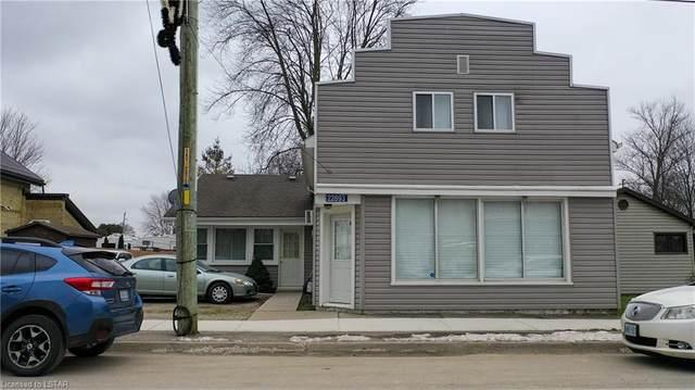 22893 Hagerty Road, Newbury, ON N0L 1Z0 (MLS #40063224) :: Sutton Group Envelope Real Estate Brokerage Inc.