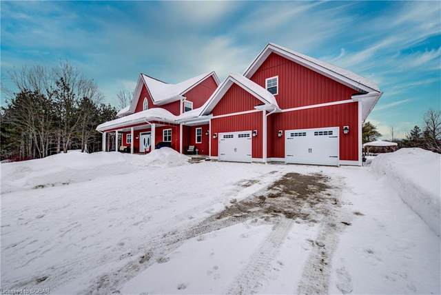 3811 12 SUNNIDALE Concession, Clearview, ON L0M 1S0 (MLS #40064305) :: Forest Hill Real Estate Inc Brokerage Barrie Innisfil Orillia