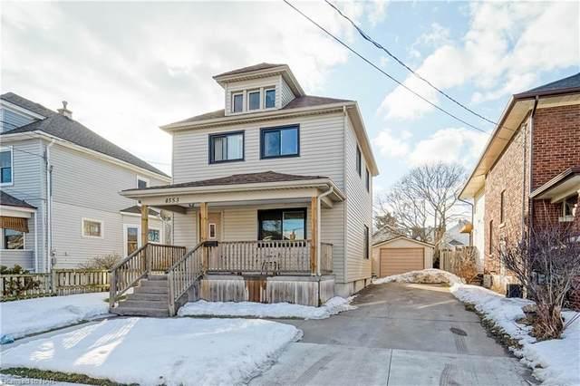 4553 Fifth Avenue, Niagara Falls, ON L2E 4R5 (MLS #40065459) :: Sutton Group Envelope Real Estate Brokerage Inc.