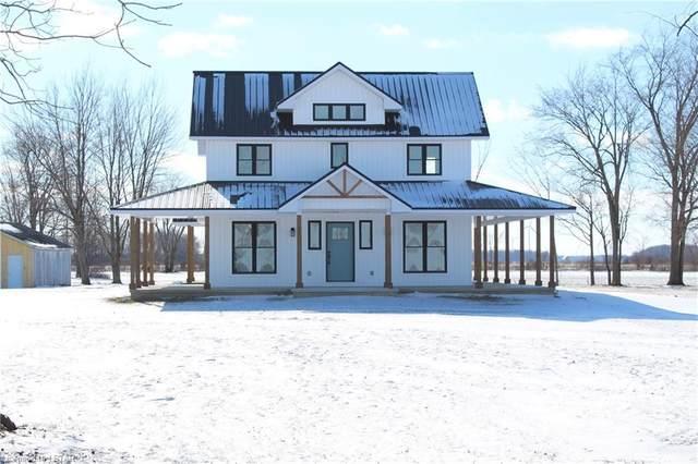 20488 Shewburg Road, Ridgetown, ON N0P 2C0 (MLS #40065498) :: Sutton Group Envelope Real Estate Brokerage Inc.