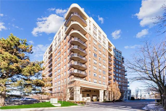 111 Forsythe Street #201, Oakville, ON L6K 3J9 (MLS #40066038) :: Sutton Group Envelope Real Estate Brokerage Inc.
