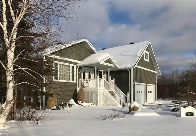 642 Majestic Street, Iroquois Falls, ON P0K 1G0 (MLS #40066342) :: Sutton Group Envelope Real Estate Brokerage Inc.