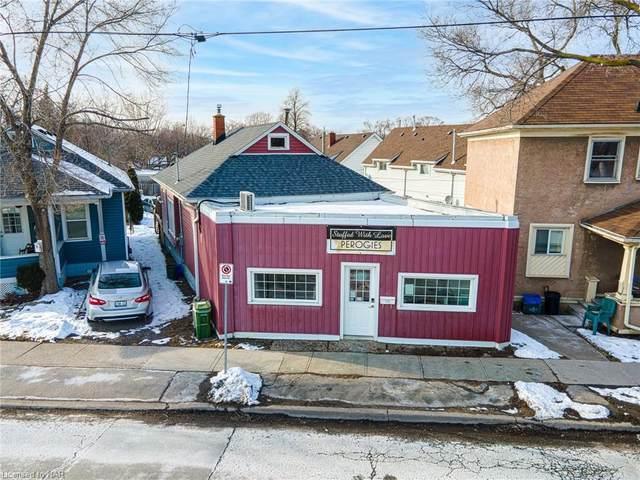 113 Niagara Street, St. Catharines, ON L2R 4L5 (MLS #40067078) :: Sutton Group Envelope Real Estate Brokerage Inc.