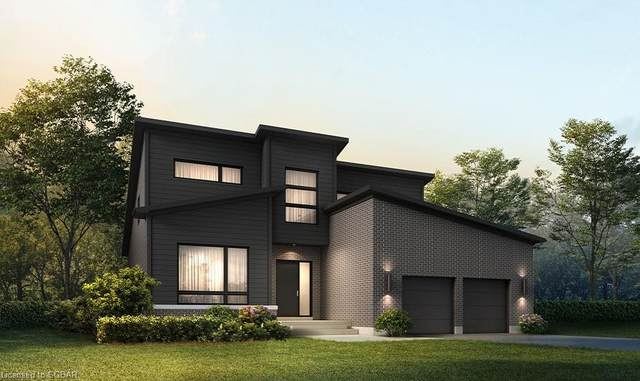 LT 35 A Street, The Blue Mountains, ON N0H 2P0 (MLS #40068031) :: Forest Hill Real Estate Inc Brokerage Barrie Innisfil Orillia