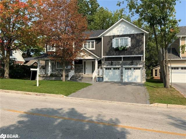49 Cook Street, Barrie, ON L4M 4G2 (MLS #40069639) :: Forest Hill Real Estate Inc Brokerage Barrie Innisfil Orillia