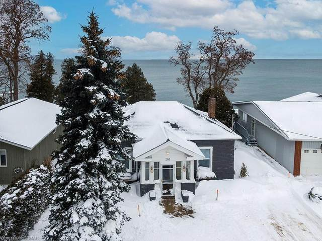 281 Sykes Road N, Meaford, ON N4L 1H9 (MLS #40069669) :: Forest Hill Real Estate Inc Brokerage Barrie Innisfil Orillia