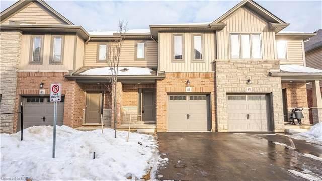 77 Diana Avenue #48, Brantford, ON N3T 0R6 (MLS #40069882) :: Sutton Group Envelope Real Estate Brokerage Inc.