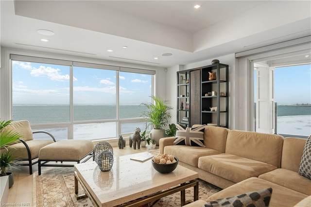 10 Dalhousie Avenue #202, St. Catharines, ON L2N 4W4 (MLS #40069991) :: Sutton Group Envelope Real Estate Brokerage Inc.
