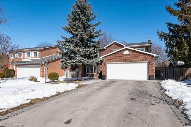 527 Marcellus Avenue, Milton, ON L9T 4E7 (MLS #40070011) :: Sutton Group Envelope Real Estate Brokerage Inc.