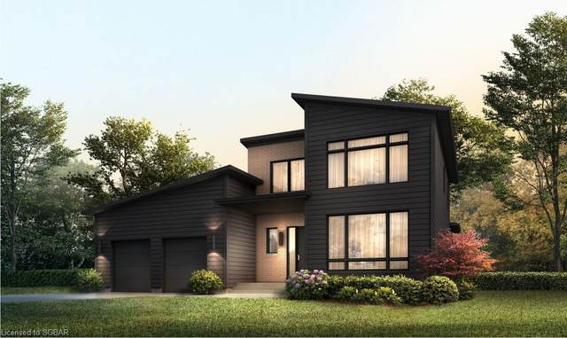 LT 37 West Ridge Drive, The Blue Mountains, ON N0H 2P0 (MLS #40070257) :: Forest Hill Real Estate Inc Brokerage Barrie Innisfil Orillia