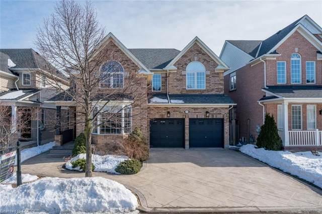 993 Lancaster Boulevard, Milton, ON L9T 6E1 (MLS #40070418) :: Sutton Group Envelope Real Estate Brokerage Inc.