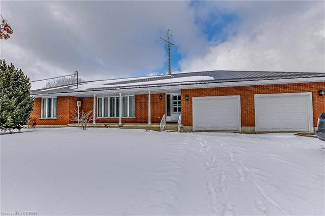 175 3RD CONCESSION Road, Port Rowan, ON N0E 1M0 (MLS #40070491) :: Forest Hill Real Estate Inc Brokerage Barrie Innisfil Orillia