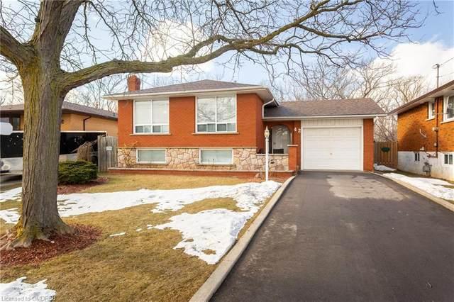 42 Bow Valley Drive, Hamilton, ON L8E 1M7 (MLS #40070656) :: Sutton Group Envelope Real Estate Brokerage Inc.