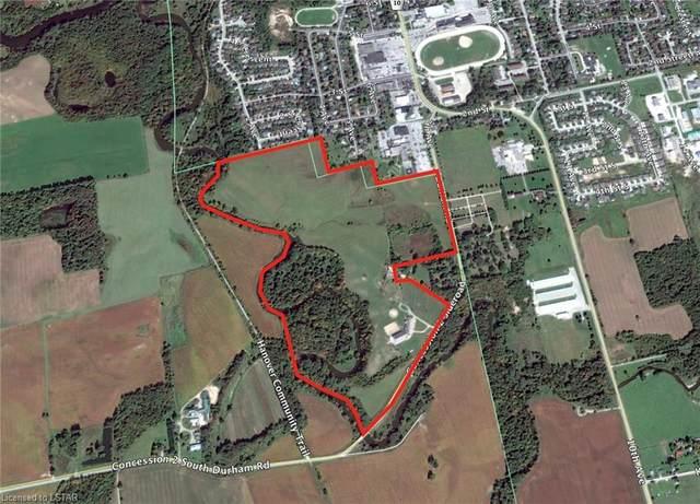 52 Concession 2 Sdr Road, Walkerton, ON N0G 2V0 (MLS #40070657) :: Forest Hill Real Estate Collingwood