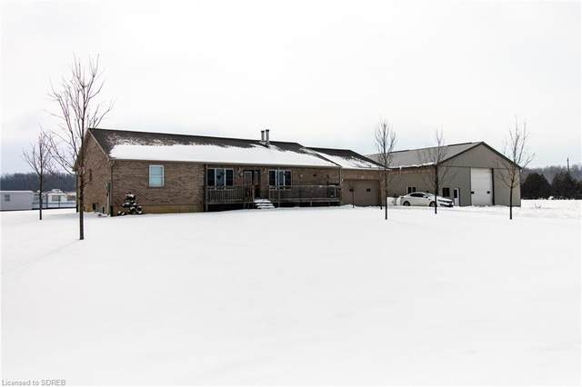 14 8TH CONCESSION ROAD, Langton, ON N0E 1G0 (MLS #40070898) :: Forest Hill Real Estate Inc Brokerage Barrie Innisfil Orillia
