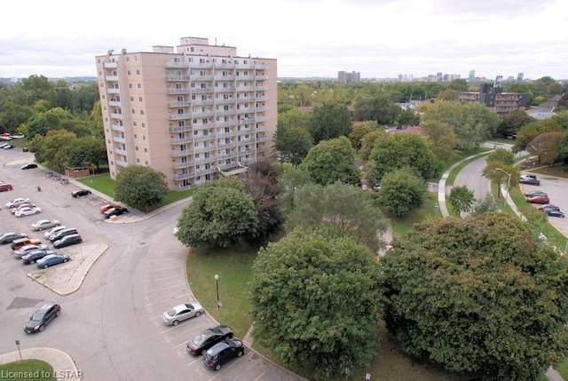 563 Mornington Avenue #1112, London, ON N5Y 4T8 (MLS #40071419) :: Sutton Group Envelope Real Estate Brokerage Inc.