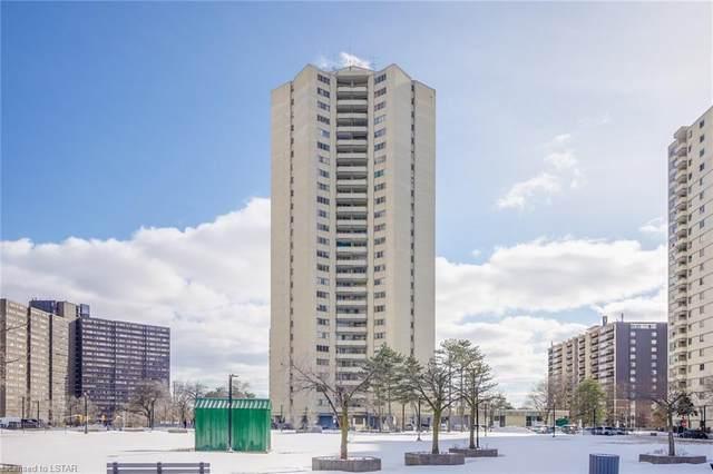 330 Dixon Road #208, Toronto, ON M9R 1S9 (MLS #40071457) :: Sutton Group Envelope Real Estate Brokerage Inc.