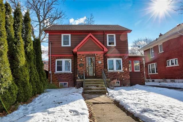 5128 Rosedale Drive, Niagara Falls, ON L2E 1R6 (MLS #40071821) :: Sutton Group Envelope Real Estate Brokerage Inc.