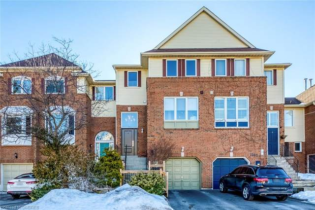 1200 Lindsay Drive, Oakville, ON L6M 3B8 (MLS #40072069) :: Sutton Group Envelope Real Estate Brokerage Inc.