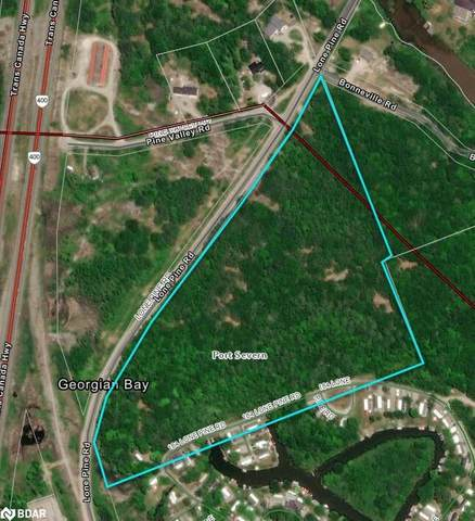 LOT 28 Con 3 Baxter (Lone Pine Road), Port Severn, ON L0K 1S0 (MLS #40072085) :: Forest Hill Real Estate Inc Brokerage Barrie Innisfil Orillia