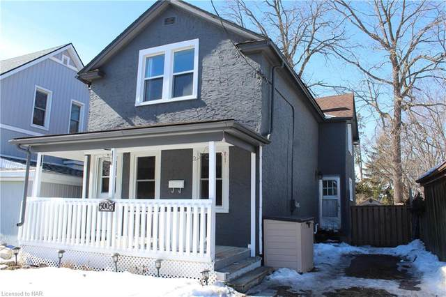 5005 St. Lawrence Avenue, Niagara Falls, ON L2E 3Y4 (MLS #40072166) :: Sutton Group Envelope Real Estate Brokerage Inc.