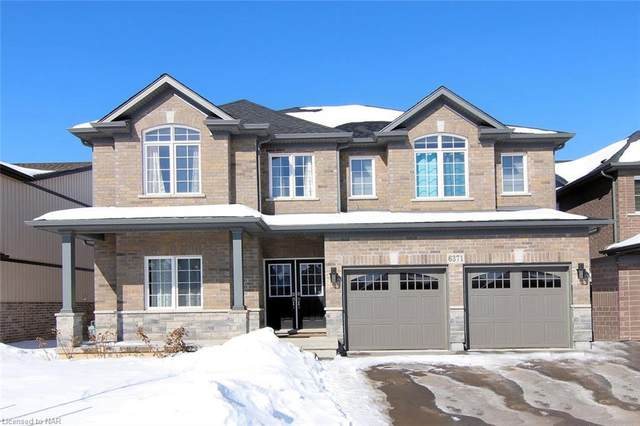 6371 Sam Iorfida Drive, Niagara Falls, ON L2G 4S3 (MLS #40072208) :: Envelope Real Estate Brokerage Inc.