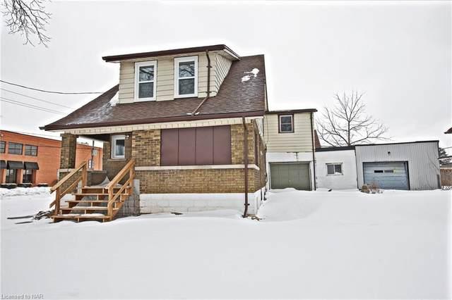 5595 Portage Road, Niagara Falls, ON L2G 5Y2 (MLS #40072409) :: Sutton Group Envelope Real Estate Brokerage Inc.