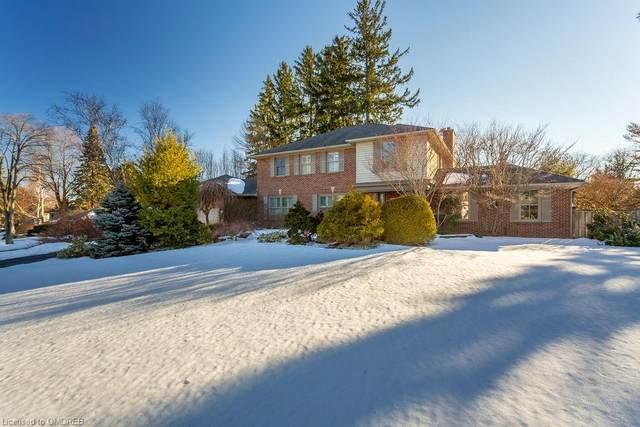 160 Aintree Terrace, Oakville, ON L6J 5J3 (MLS #40072504) :: Forest Hill Real Estate Collingwood