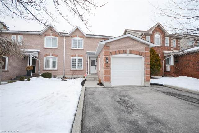 328 Langlaw Drive, Cambridge, ON N1P 1B8 (MLS #40072727) :: Forest Hill Real Estate Collingwood