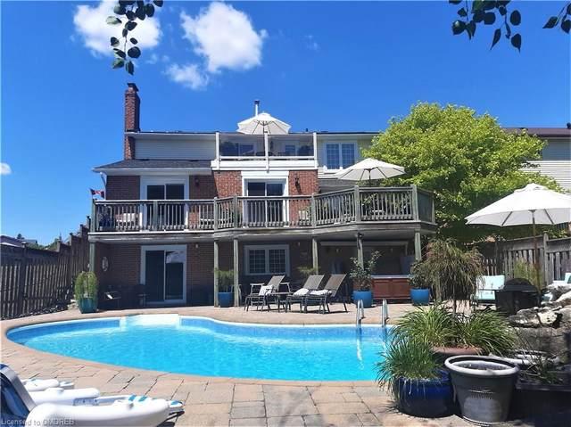 2494 Cavendish Drive, Burlington, ON L7P 3T9 (MLS #40072730) :: Sutton Group Envelope Real Estate Brokerage Inc.