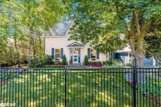 853 Horseshoe Valley Road E, Oro-Medonte, ON L0K 1L0 (MLS #40072745) :: Forest Hill Real Estate Inc Brokerage Barrie Innisfil Orillia