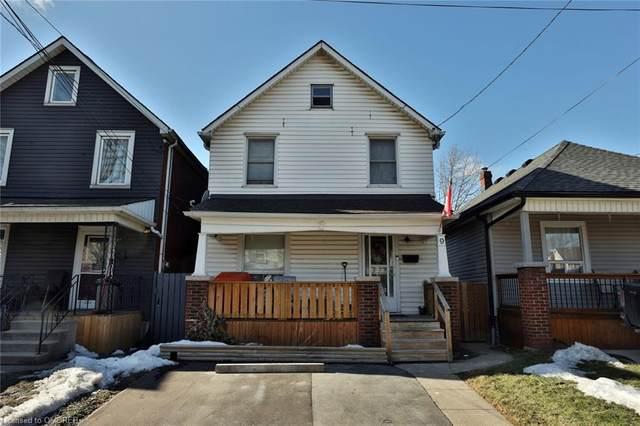 9 Lyndhurst Street, Hamilton, ON L8L 7G6 (MLS #40072747) :: Sutton Group Envelope Real Estate Brokerage Inc.