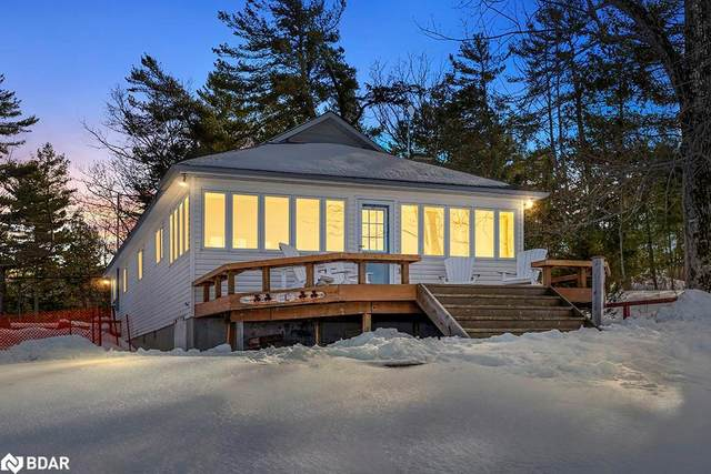 98 Centre Beach Road, Tiny, ON L9M 0M7 (MLS #40072955) :: Forest Hill Real Estate Inc Brokerage Barrie Innisfil Orillia