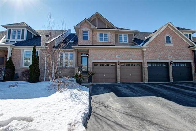 3252 Epworth Crescent, Oakville, ON L6M 0B4 (MLS #40073009) :: Sutton Group Envelope Real Estate Brokerage Inc.