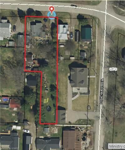 28 Pitt Street, Port Burwell, ON N0J 1T0 (MLS #40073031) :: Forest Hill Real Estate Inc Brokerage Barrie Innisfil Orillia