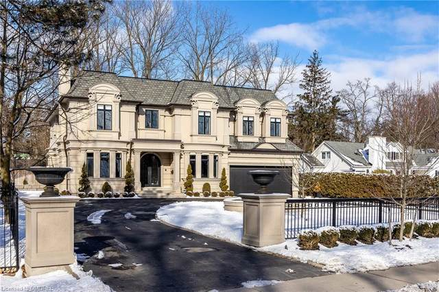 529 Lakeshore Road E, Oakville, ON L6J 1K4 (MLS #40073071) :: Sutton Group Envelope Real Estate Brokerage Inc.