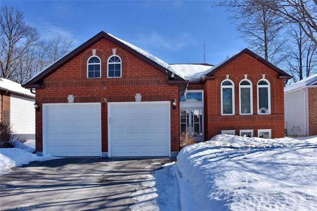 29 Timberland Crescent, Wasaga Beach, ON L9Z 1G7 (MLS #40073102) :: Forest Hill Real Estate Inc Brokerage Barrie Innisfil Orillia