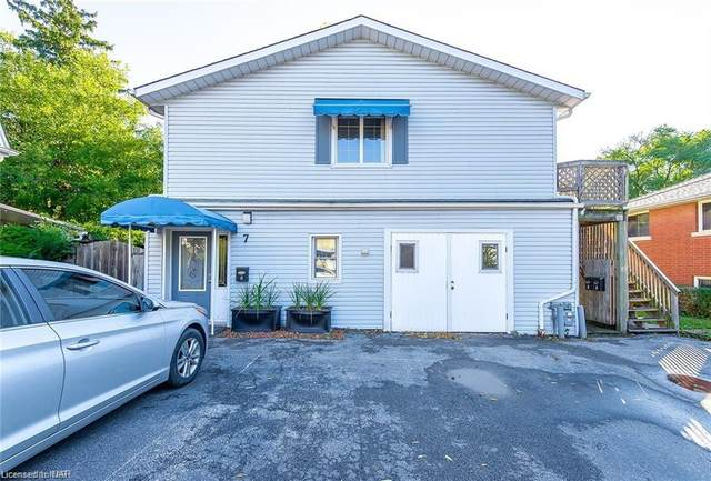 7 Clayburn Avenue, St. Catharines, ON L2P 2S3 (MLS #40073154) :: Sutton Group Envelope Real Estate Brokerage Inc.