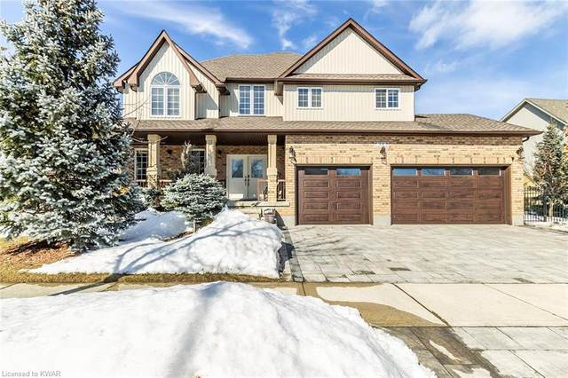 34 Templeton Drive, Kitchener, ON N2A 3M7 (MLS #40073161) :: Forest Hill Real Estate Collingwood