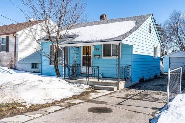 57 Morrell Street, Brantford, ON N3T 4J3 (MLS #40073173) :: Sutton Group Envelope Real Estate Brokerage Inc.