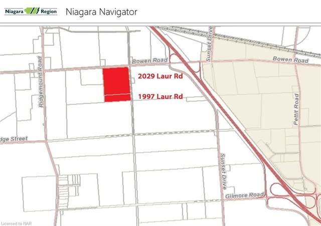 1997 Laur Road, Fort Erie, ON L2A 5M4 (MLS #40073277) :: Sutton Group Envelope Real Estate Brokerage Inc.